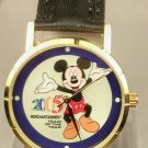 Brand-New Disney Cast Members Only Mickey Mouse Watch! HTF! One Year! Rare