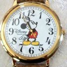 "Brand-New Disney Large Dial Mickey Mouse Watch! HTF! 1-1/2"" DIAL!"