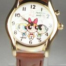 Armitron Musical Powder Puff Girls Watch! Hard To Find! New!