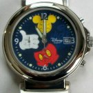 Brand-New Disney Chronograph Mickey Mouse Watch With Date! HTF! Stunning!