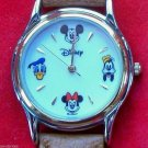 Disney Friends and Mickey Mouse Watch! New! Hard To  Find!