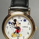 Brand-New Disney Stars Lorus Mickey Mouse Watch! HTF! Gorgeous! Retired!