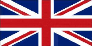 3' by 5' United Kingdom Flag
