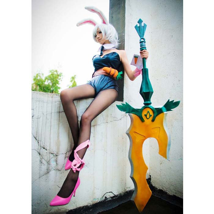 Bunny Girl League of Legends Cosplay Costume