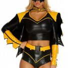 6-pc Action Packed Super Hero Costume L