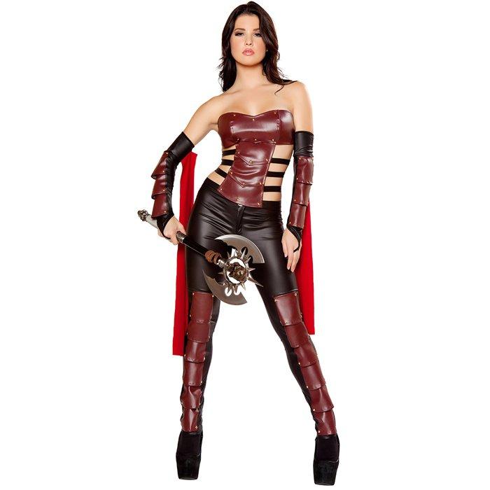 Warrior Cosplay Halloween Costume