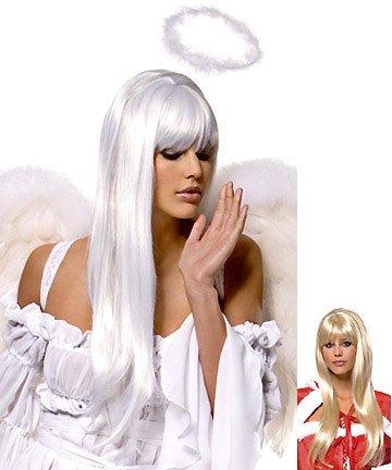 Ecstasy Wig white