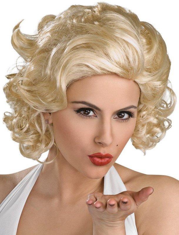 Marilyn Monroe Deluxe Wig blonde