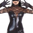 Catwoman Halloween Costume black M