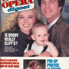 Taylor Miller & Peter Bergman (All My Children) * February 2, 1982 Soap Opera Digest Magazine