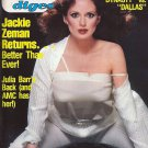 Jackie Zeman (General Hospital), Dynasty Vs. Dallas - December 6, 1982 Soap Opera Digest Magazine
