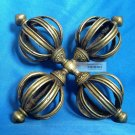 "7 4/5"" High Quality Double Dorjee or Vajra, Thunderbolt"