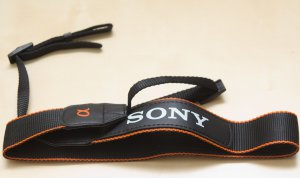 Sony DSLR original strap (A65) STP-SS2AM