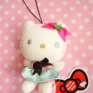 Sanrio x EIKOH Hello Kitty Mini Plush Doll Strap NWT! 1
