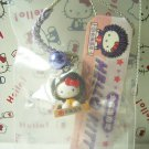 GOTOCHI HELLO KITTY HOKKAIDO JAPAN Only! Figure Strap Sea Urchin Sanrio 2003 NEW