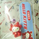GOTOCHI HELLO KITTY HOKKAIDO JAPAN Only Kawaii Figure Strap Crab Sanrio 2001 NEW