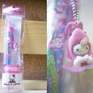 GOTOCHI HELLO KITTY Ballpoint Pen SHIZUOKA Pink Spiny Lobster MADE IN JAPAN NEW