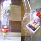 GOTOCHI HELLO KITTY Figure Ballpoint Pen SHIZUOKA AbegawaMochi MADE IN JAPAN NEW