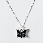 Fly Like A Butterfly Necklace