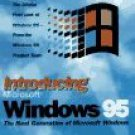 Introducing Windows 95