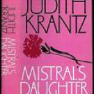 Mistral's Daughter by Judith Krantz (1984, Hardcover)