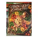 THE COOKING LINGHT COOKBOOK 1989