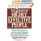 0671708635 THE 7 HABIT OF HIGHLY EFFECTIVE PEOPLE