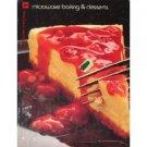 Microwave Baking & Deserts