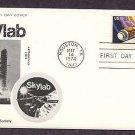 NASA Space, Skylab Mission, Houston, Texas, First Issue USA
