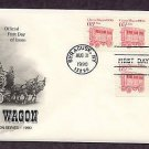 Circus Wagon,  Horse Drawn Steam Calliope, First Issue USA