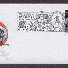 Moon Landing, NASA Apollo 11, Space Astronaut, Houston, Texas, First Issue USA