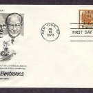 Invention of the Transistor, Bell Laboratories, Brattain, Shockley, Bardeen, First Issue USA