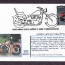 American Motorcycles Indian 1940, Sturges, South Dakota First Issue USA