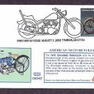 American Motorcycles, Cleveland 1918, Sturges, South Dakota First Issue USA