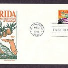 Florida Statehood, Alligator, AM First Issue USA
