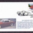1953 Studebaker Starliner, Detroit, Michigan, First USA