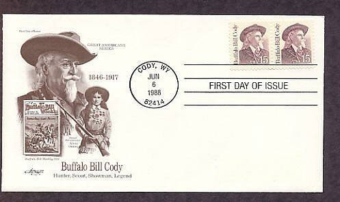 Buffalo Bill Cody, Hunter, Scout, Showman, Legend, Annie Oakley, First Issue USA