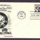 Honoring Elks, 100th Anniversary, BPOE, First Issue Fleetwood 1968 USA