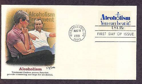 Alcoholism You can beat it!, Hope for Alcoholics Fleetwood First Issue USA