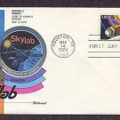 NASA Space Skylab Mission, Houston, Texas Fleetwood First Issue USA