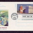 Holocaust Memorial Museum Postal Card, Washington, DC, First Issue USA