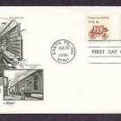 Post Office Railroad Mail Car 1920s, First Issue USA
