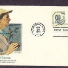 Honoring Rachel Carson, Environmental Conservation Leader, First Issue USA