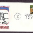 Honoring Roger Maris, New York Yankees, First Issue FDC