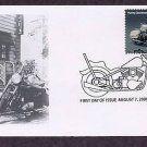 American Motorcycles, Harley-Davidson 1965, Marlon Brando, Sturges, South Dakota First Issue USA