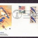 Bluebird, First Issue USA