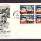 Erie Canal Sesquicentennial, 1967 First Issue USA