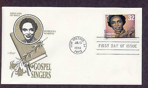 Gospel Singers, Roberta Martin, First Issue USA