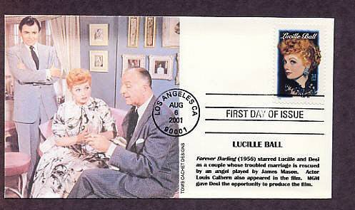 Lucille Ball, I Love Lucy, Television and Movie Star, James Mason, First Issue USA