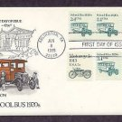 School Bus 1920s, Transportation Series, AM First Issue USA
